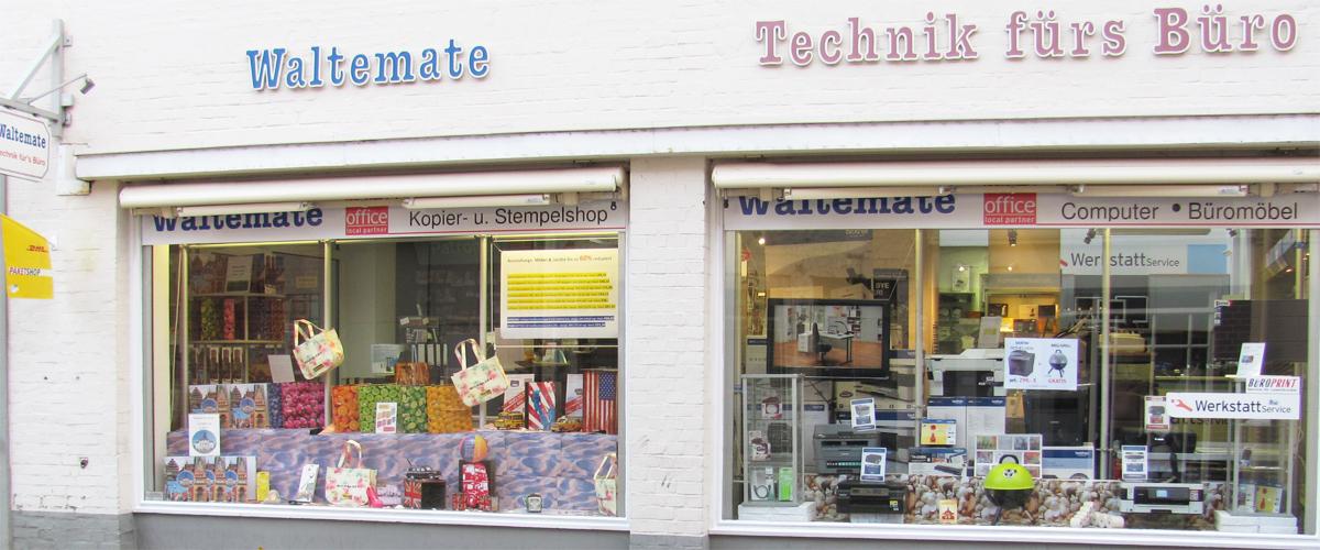 Kaufhaus Lüneburg - Waltemate Technik fürs Büro