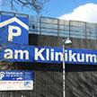 Parkhaus Am Klinikum