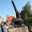 Alter Kran und Stintmarkt