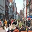 Bäckerstraße - Die Fußgängerzone